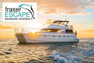 Fraser Escape Bareboat Charters